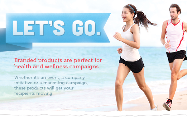 Health & Wellness Promotional Products