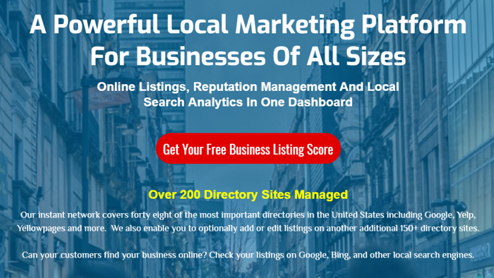 Online listings, reputation management and local search analytics for businesses of all sizes - LorDec Media Group Rockville Maryland